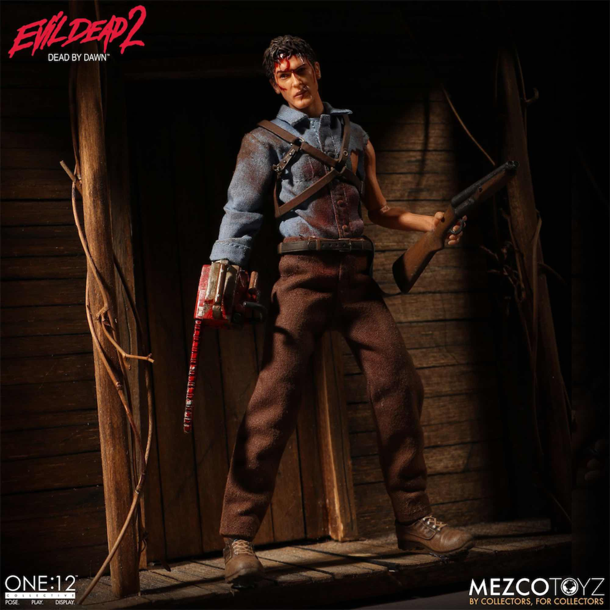 ASH FIGURA 16.5 CM EVIL DEAD 2 ONE: 12 COLLECTIVE