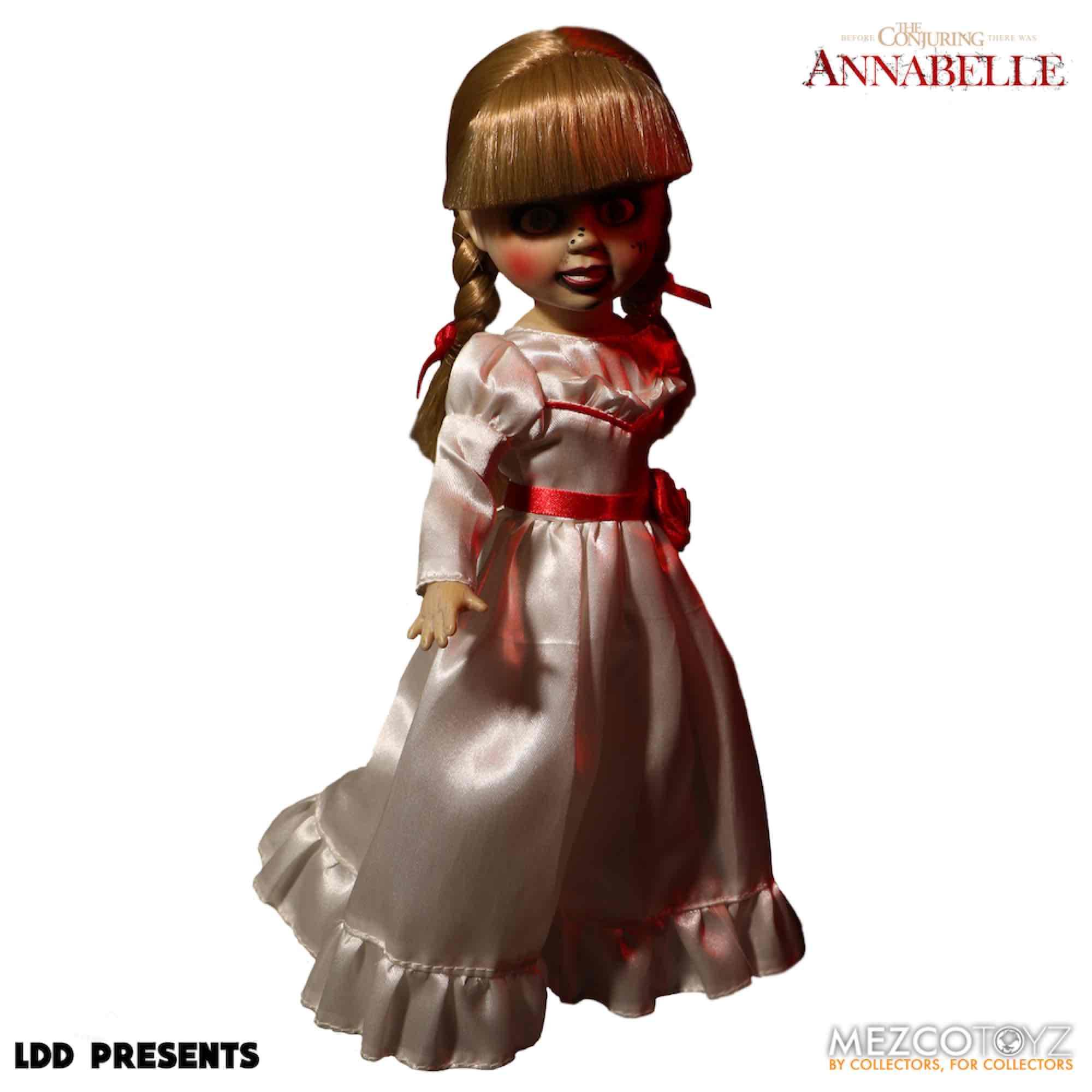 ANNABELLE MUÑECA 25.4 CM LIVING DEAD DOLL THE CONJURING