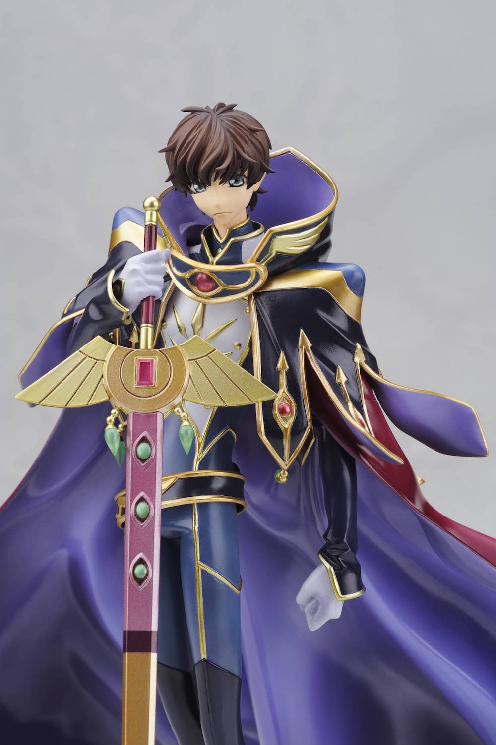 SUZAKU FIGURA CODE GEASS LELOUCH OF THE REBELLION R2 G.E.M. SERIES