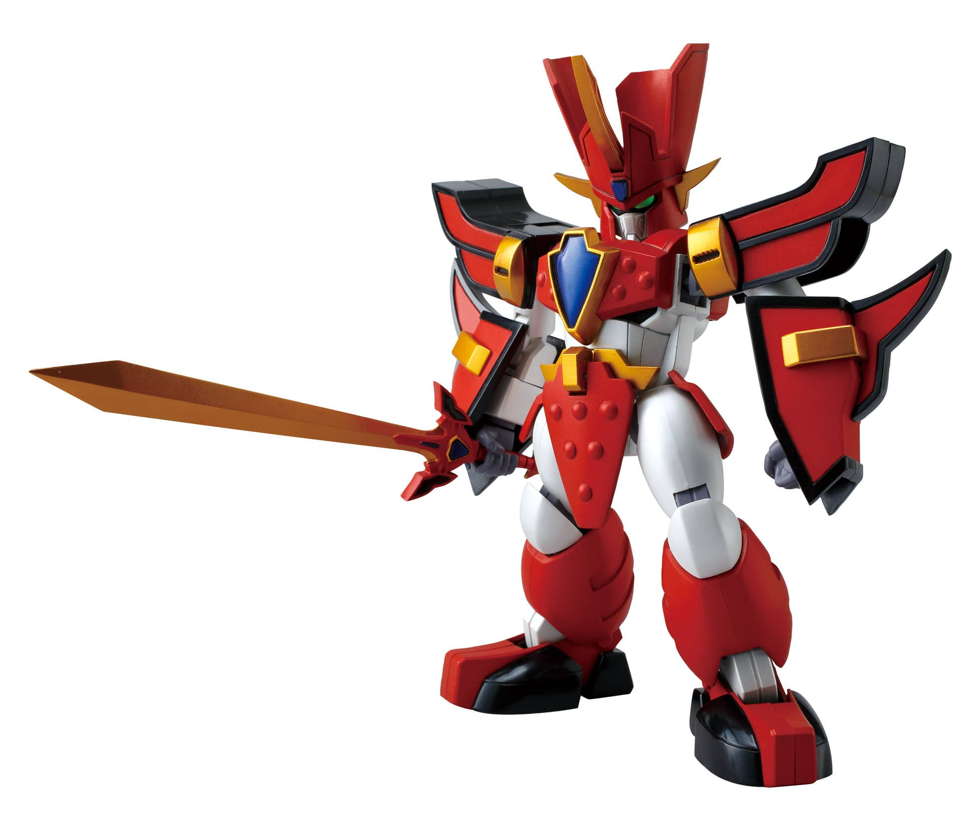 GRANZORT RED FIGURA 16 CM MADOU KING GRANZORT VARIABLE ACTION