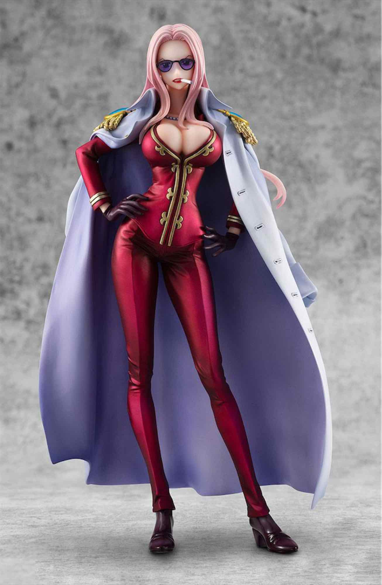 HINA FIGURA ONE PIECE PORTRAIT OF PIRATES LIMITED EDITION