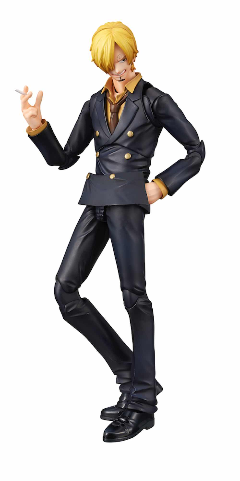 SANJI FIGURA 18 CM CM ONE PIECE VARIABLE ACTION HEROES