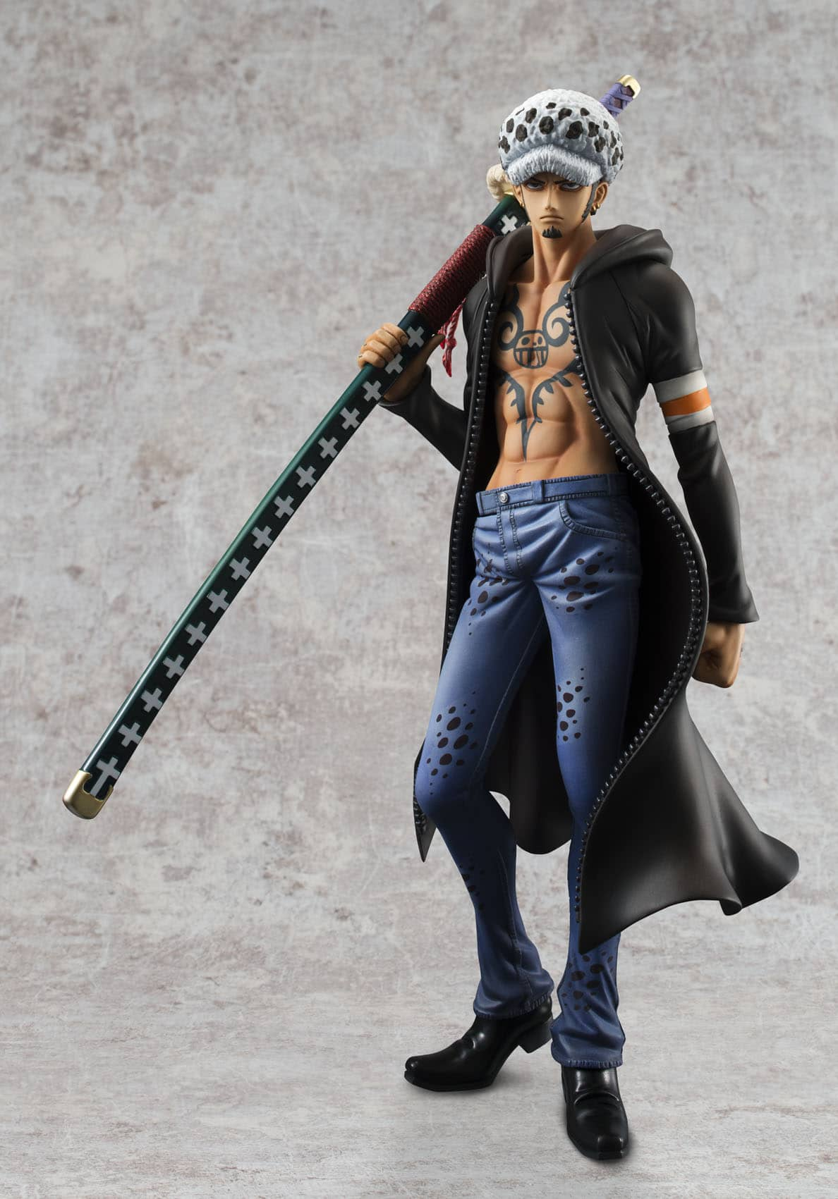 TRAFALGAR LAW FIGURA 24 CM ONE PIECE P.O.P. SAILING AGAIN