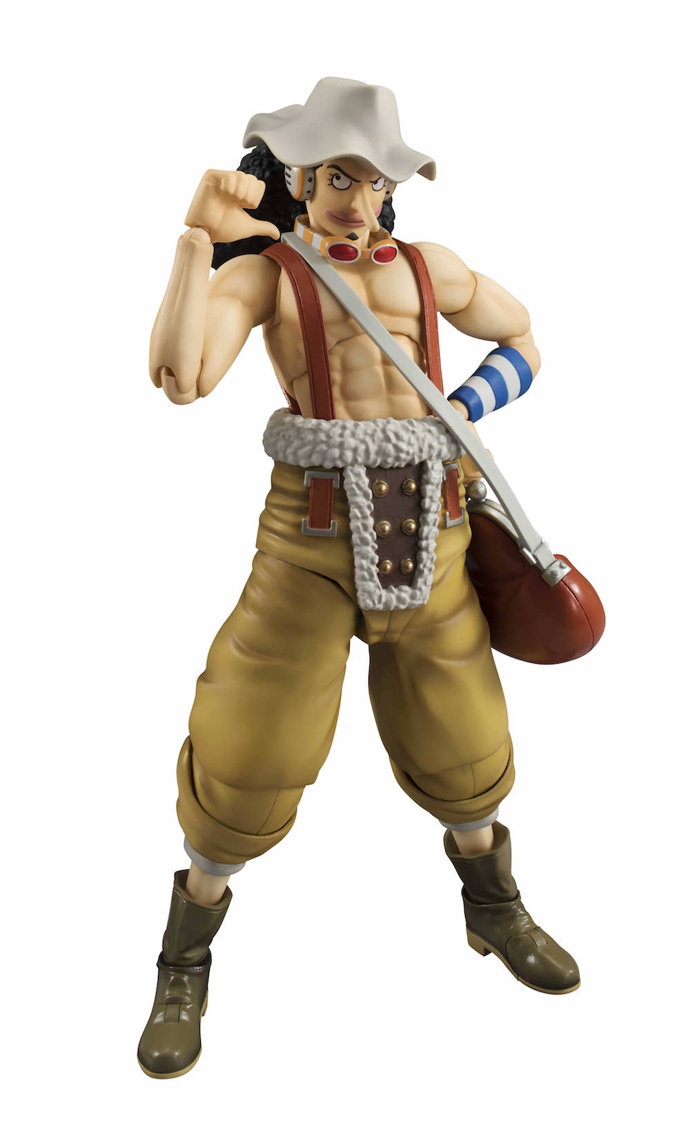 USOPP FIGURA 18 CM CM ONE PIECE VARIABLE ACTION HEROES