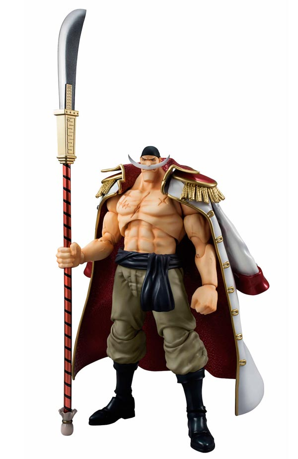 WHITE BEARD FIGURA 24 CM ONE PIECE VARIABLE ACTION HEROES
