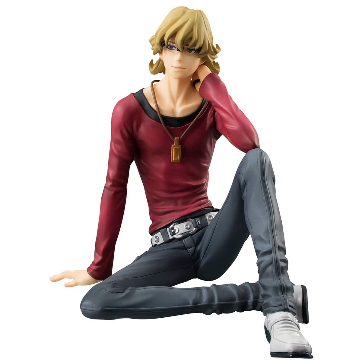 BARNABY BROOKS JR  FIGURA TIGER & BUNNY THE RISING PALMATE EXTRA SERIES