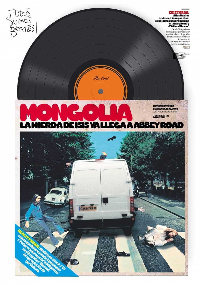 MONGOLIA 56