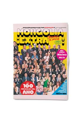 MONGOLIA EXTRA DICIEMBRE 2012