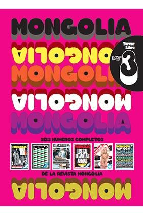 RECOPILATORIO MONGOLIA VOLS 13-18