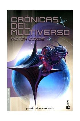 CRONICAS DEL MULTIVERSO (BOOKET)