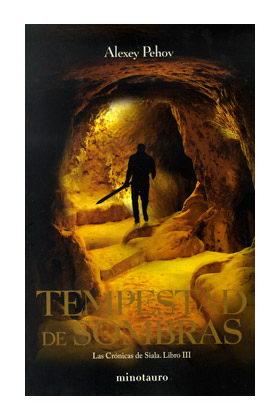 TEMPESTAD DE SOMBRAS (CRONICAS DE SIALA 03)