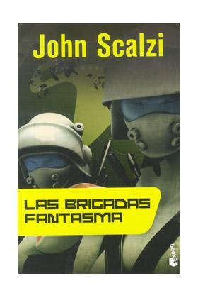 LAS BRIGADAS FANTASMA (BOOKET)
