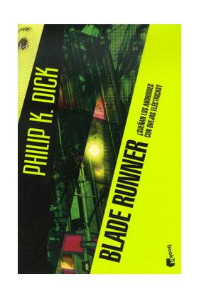BLADE RUNNER (BOOKET)
