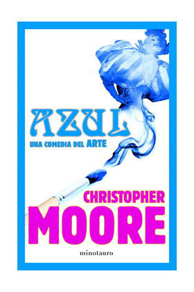 AZUL (CHRISTOPHER MOORE)