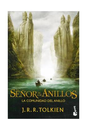 EL SEÑOR DE LOS ANILLOS I. LA COMUNIDAD DEL ANILLO (BOOKET)