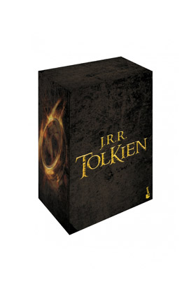 ESTUCHE EXCLUSIVO J.R.R. TOLKIEN (BOOKET)