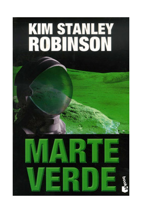 MARTE VERDE  (BOOKET)