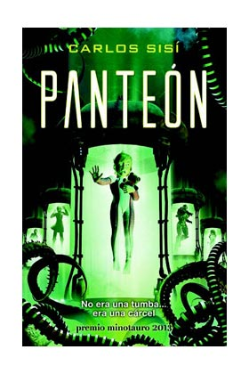 PANTEON (PREMIO MINOTAURO 2013)