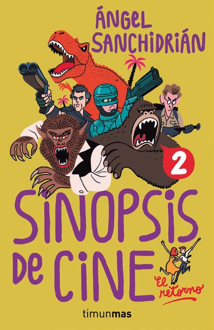 SINOPSIS DE CINE 02. EL RETORNO