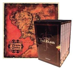 ESTUCHE TOLKIEN 6 VOLUMENES (COLECCION DEFINITIVA)