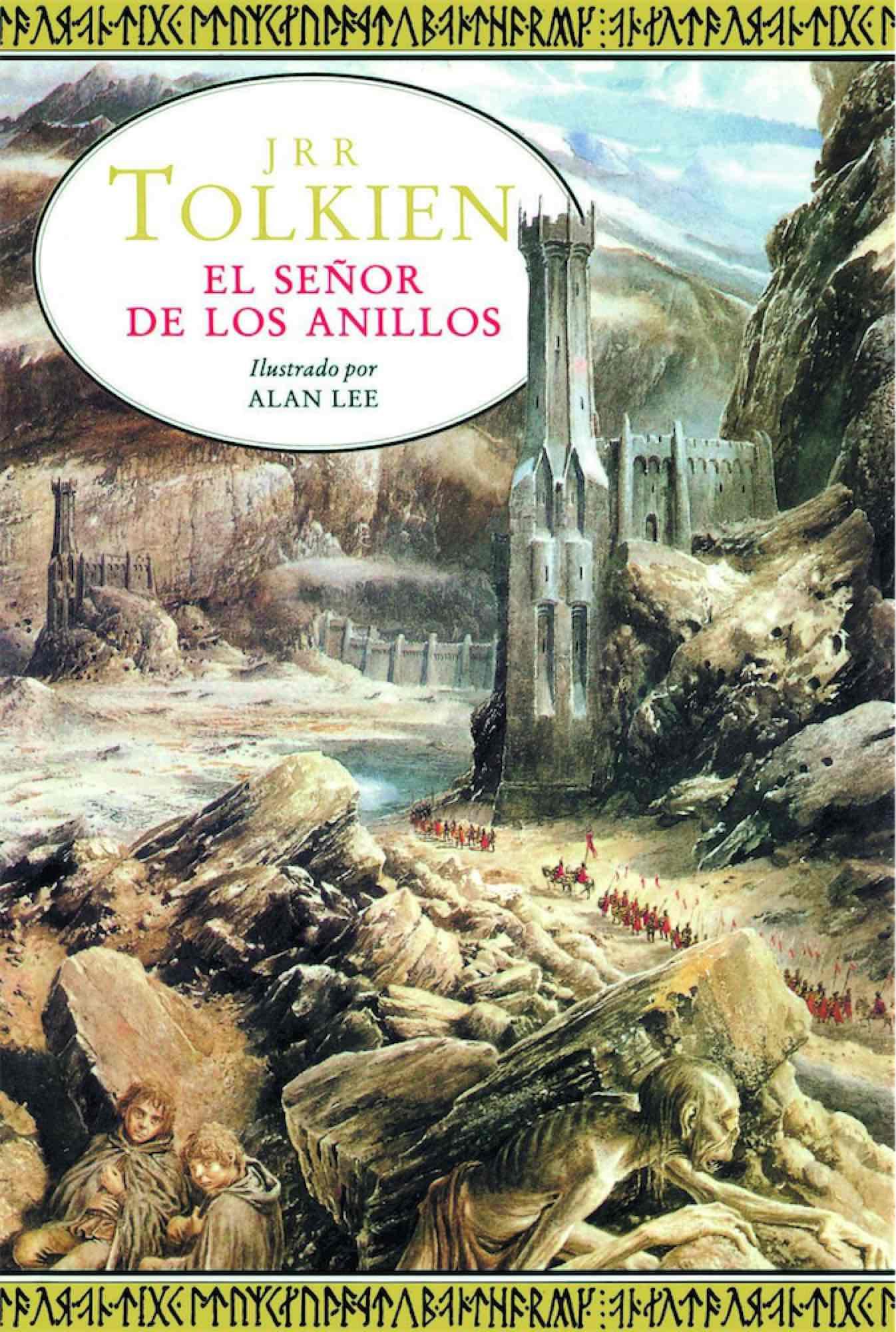 EL SEÑOR DE LOS ANILLOS ILUSTRADO POR ALAN LEE