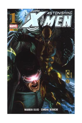 ASTONISHING X-MEN VOL.3 001