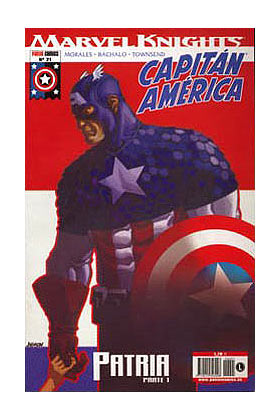 MARVEL KNIGHTS: CAPITAN AMERICA 021