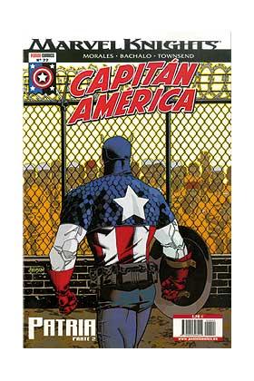 MARVEL KNIGHTS: CAPITAN AMERICA 022