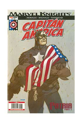 MARVEL KNIGHTS: CAPITAN AMERICA 023