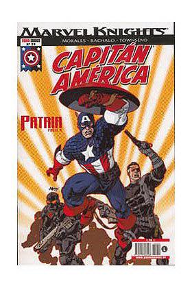 MARVEL KNIGHTS: CAPITAN AMERICA 024