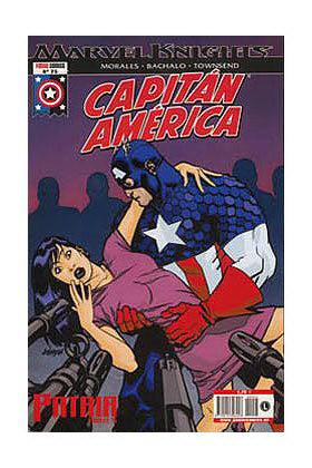 MARVEL KNIGHTS: CAPITAN AMERICA 025