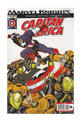 MARVEL KNIGHTS: CAPITAN AMERICA 026