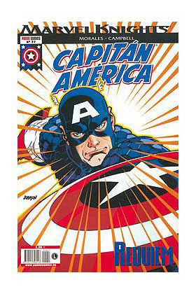 MARVEL KNIGHTS: CAPITAN AMERICA 027