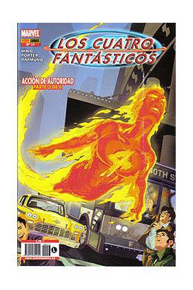 LOS CUATRO FANTASTICOS VOL. 5 017