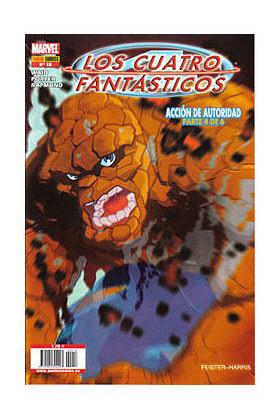 LOS CUATRO FANTASTICOS VOL. 5 018