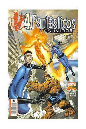 LOS CUATRO FANTASTICOS VOL. 5 026