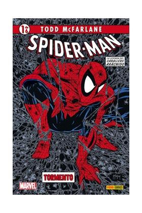 SPIDER-MAN 01: TORMENTO (COLECCIONABLE TODD MCFARLANE 01)