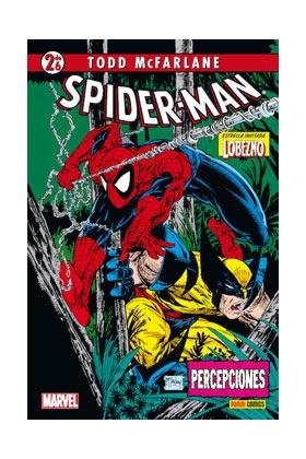 SPIDER-MAN 02: PERCEPCIONES (COLECCIONABLE TODD MCFARLANE 02)