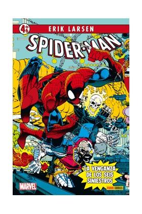 SPIDER-MAN 04: LA VENGANZA DE LOS SEIS SINIESTROS (COLECCIONABLE TODD MCFARLANE 04)