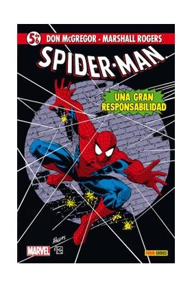 SPIDER-MAN 05. UNA GRAN RESPONSABILIDAD (COLECCIONABLE TODD MCFARLANE 05)