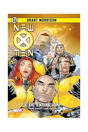 NEW X-MEN 01: E DE EXTINCION (COLECCIONABLE GRANT MORRISON 01)