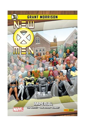 NEW X-MEN 03: IMPERIAL (COLECCIONABLE GRANT MORRISON 03)