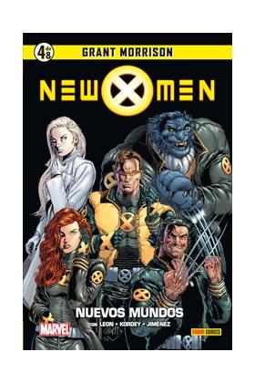 NEW X-MEN 04: NUEVOS MUNDOS (COLECCIONABLE GRANT MORRISON 04)