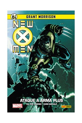 NEW X-MEN 06: ATAQUE A ARMA PLUS (COLECCIONABLE GRANT MORRISON 06)