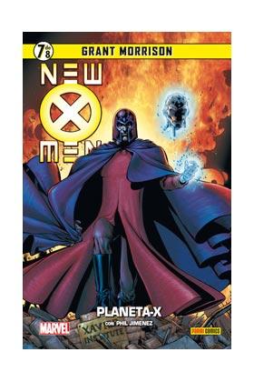 NEW X-MEN 07: PLANETA-X (COLECCIONABLE GRANT MORRISON 07)