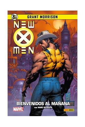 NEW X-MEN 08: BIENVENIDOS AL MAÑANA (COLECCIONABLE GRANT MORRISON 08)
