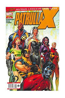 PATRULLA-X 114