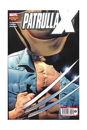 PATRULLA-X 116