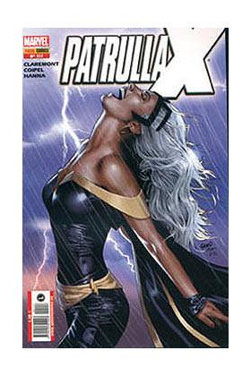 PATRULLA-X 117