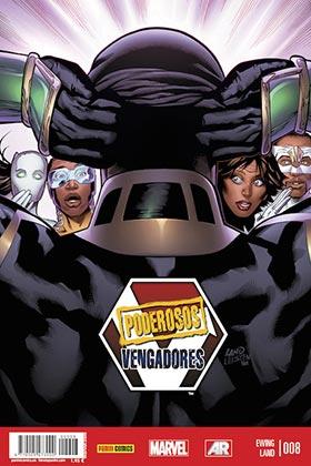 PODEROSOS VENGADORES 08